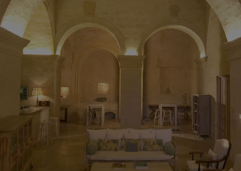 hotel in pietra
