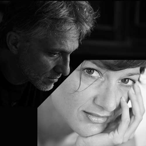 Massimo Mastrorillo e Pamela Piscicelli