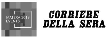 logo corriere della sera e matera 2019 events